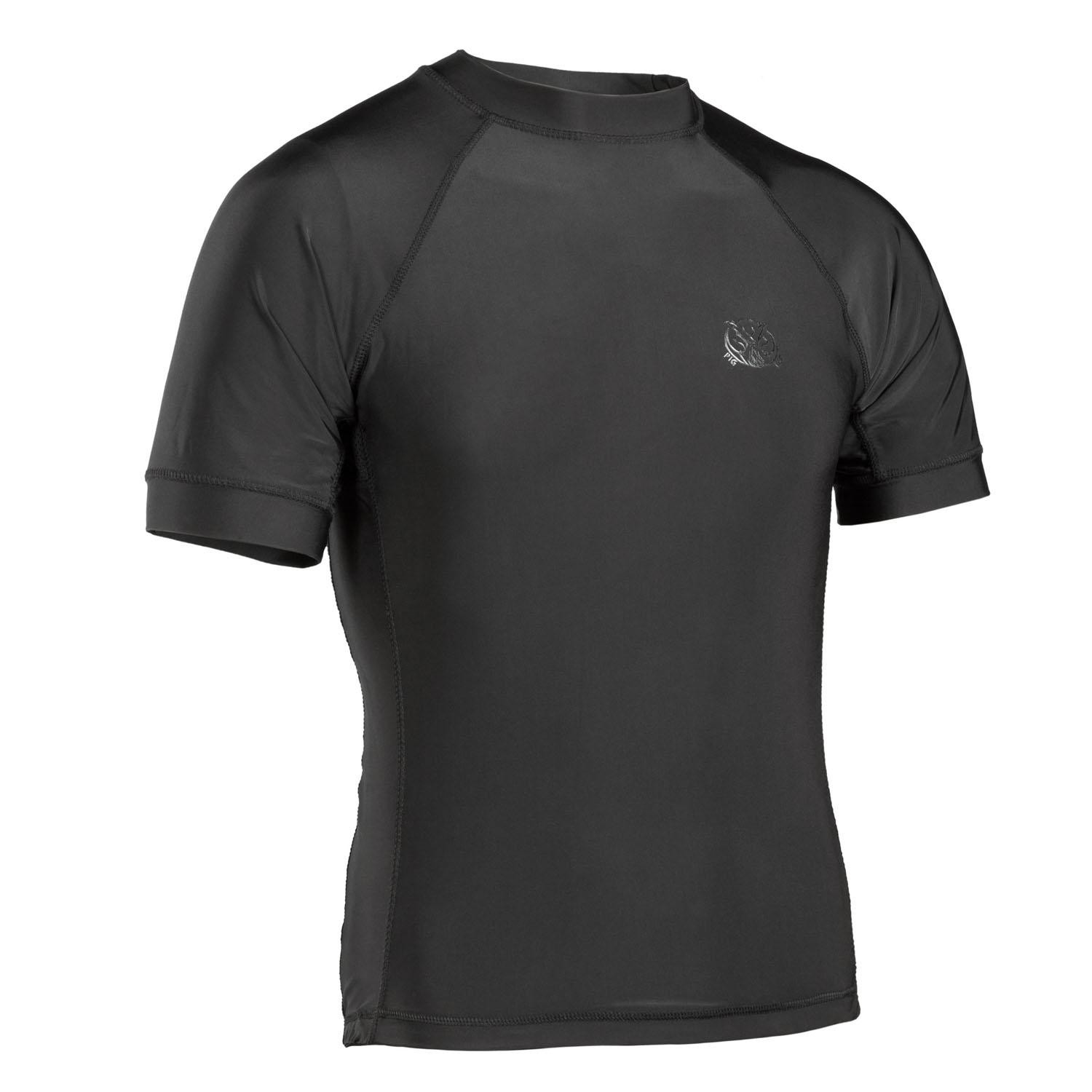 Hot climate tactical moisture wicking t-shirt