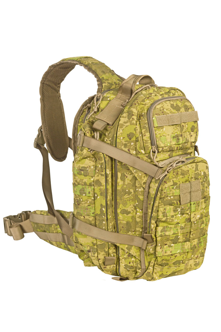 Field backpack