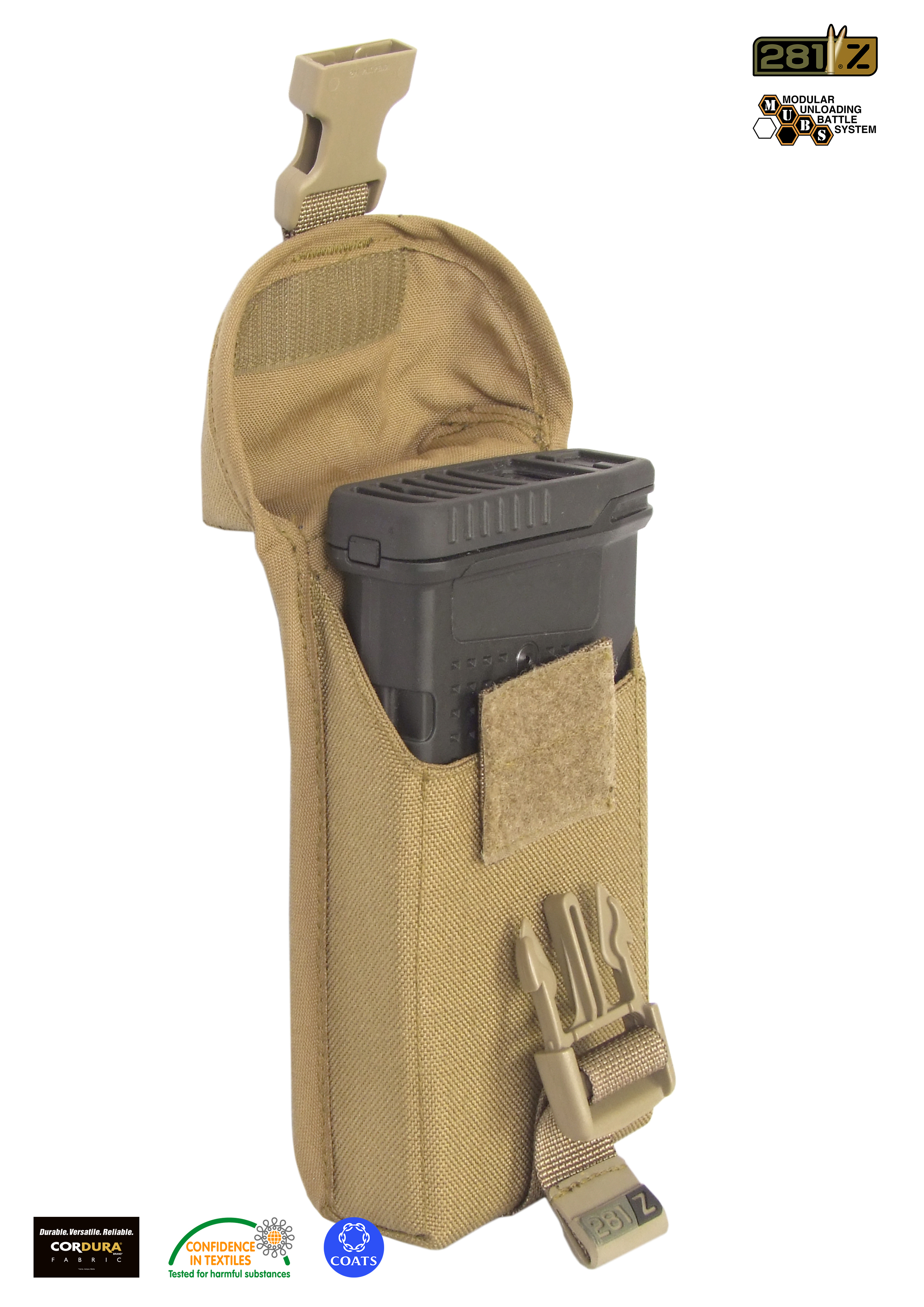 Sniper Rifle Single Mag Pouch