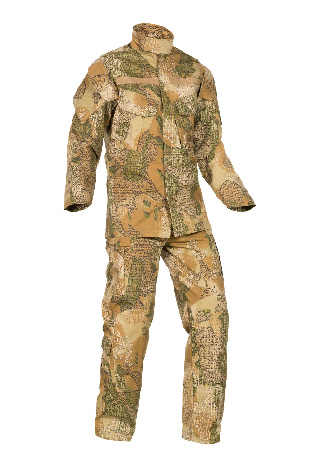 Field military suit