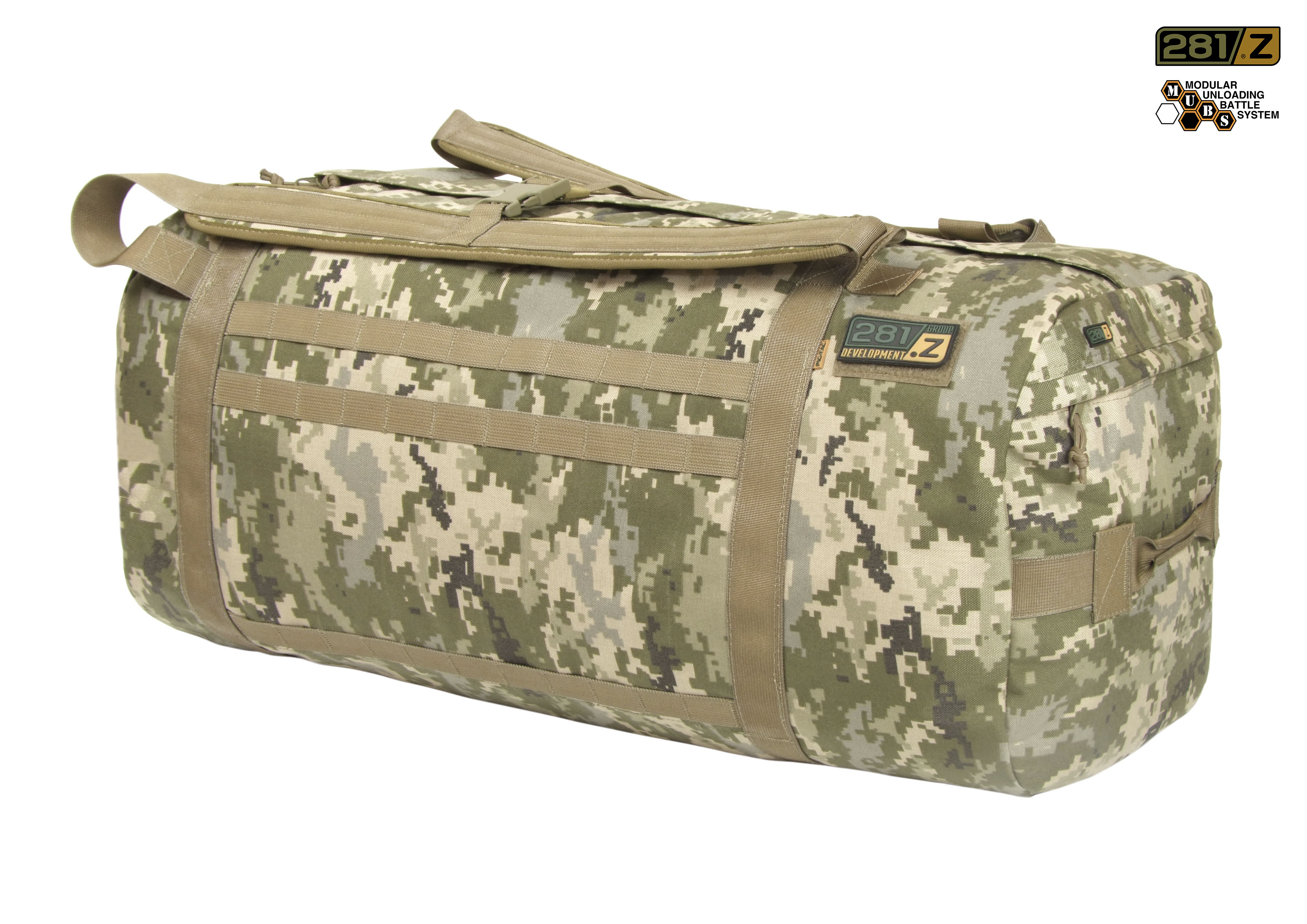 Field transportation bag M.U.B.S.