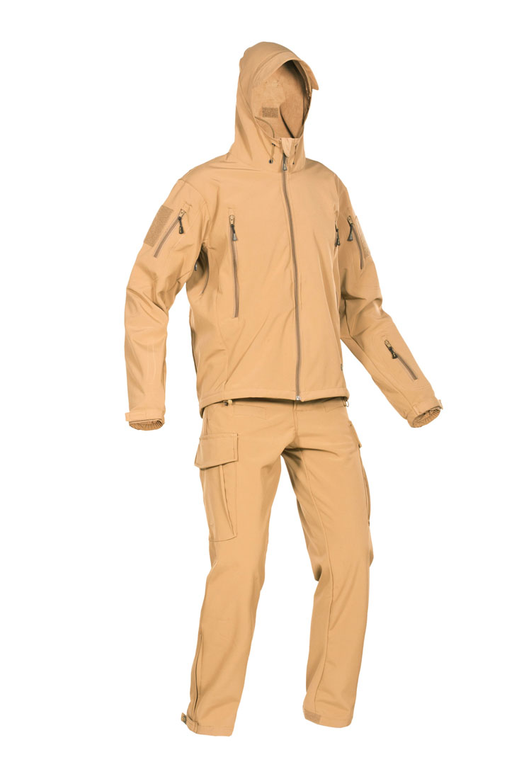 Demi-season field waterproof suit