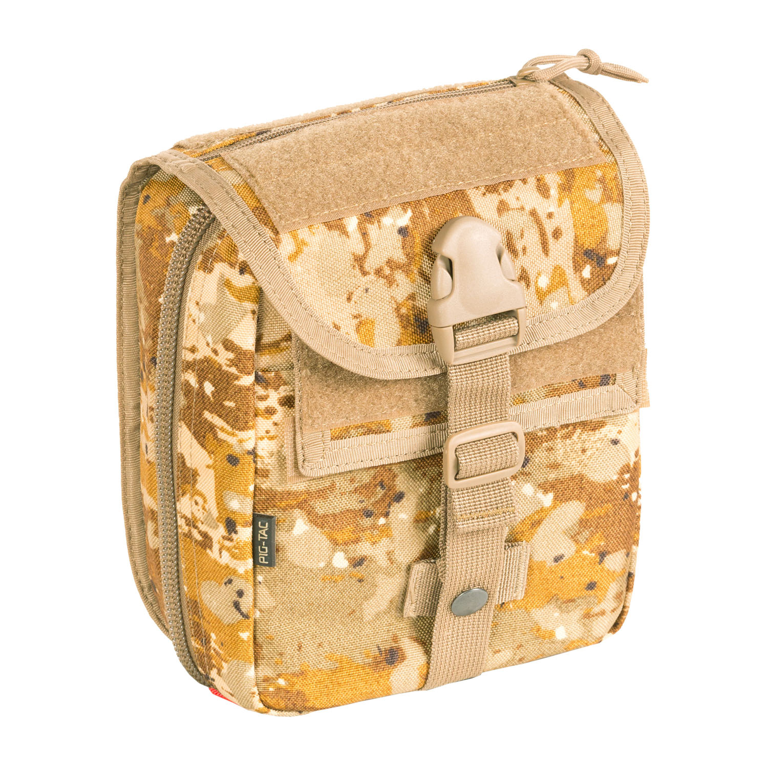Large personal medical pouch MOLLE