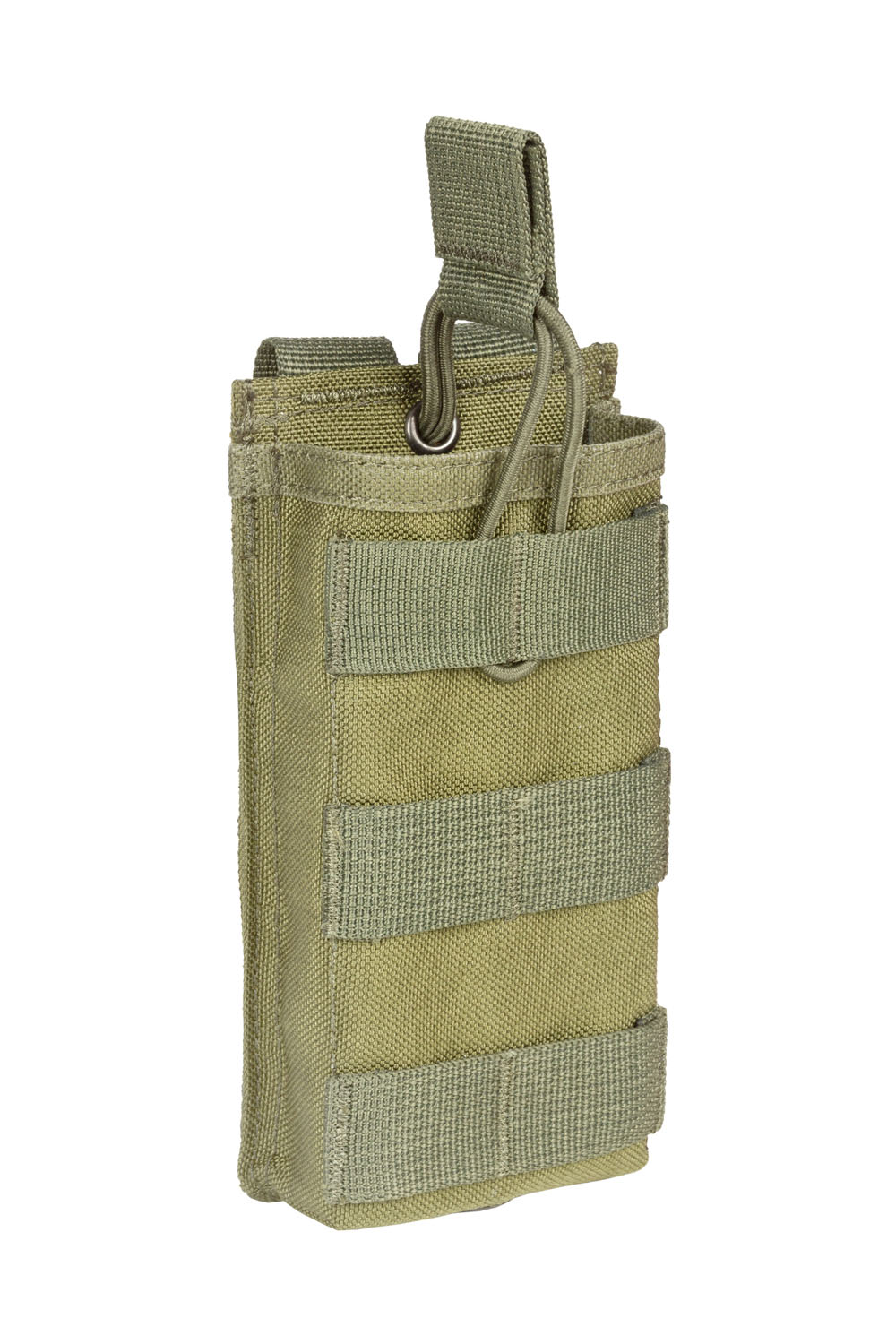 Open-top AK/AR-15 magazine pouch