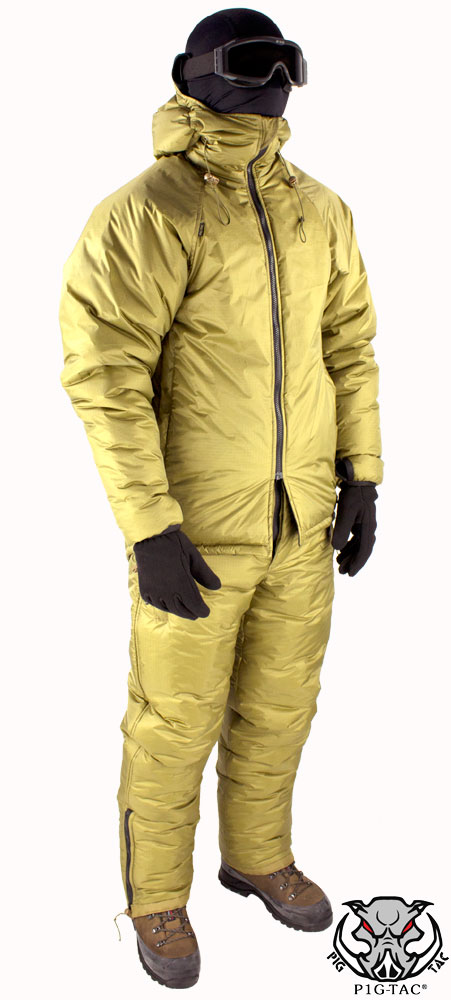 Extreme Cold Weather Suit
