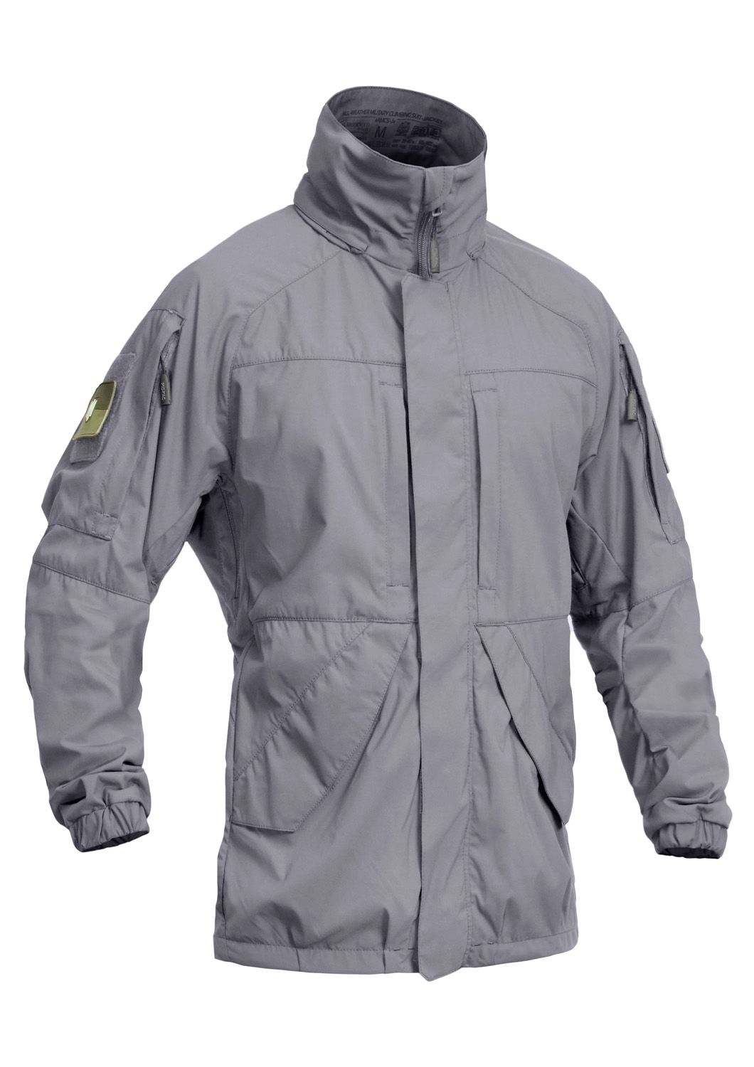 Field all-weather jacket