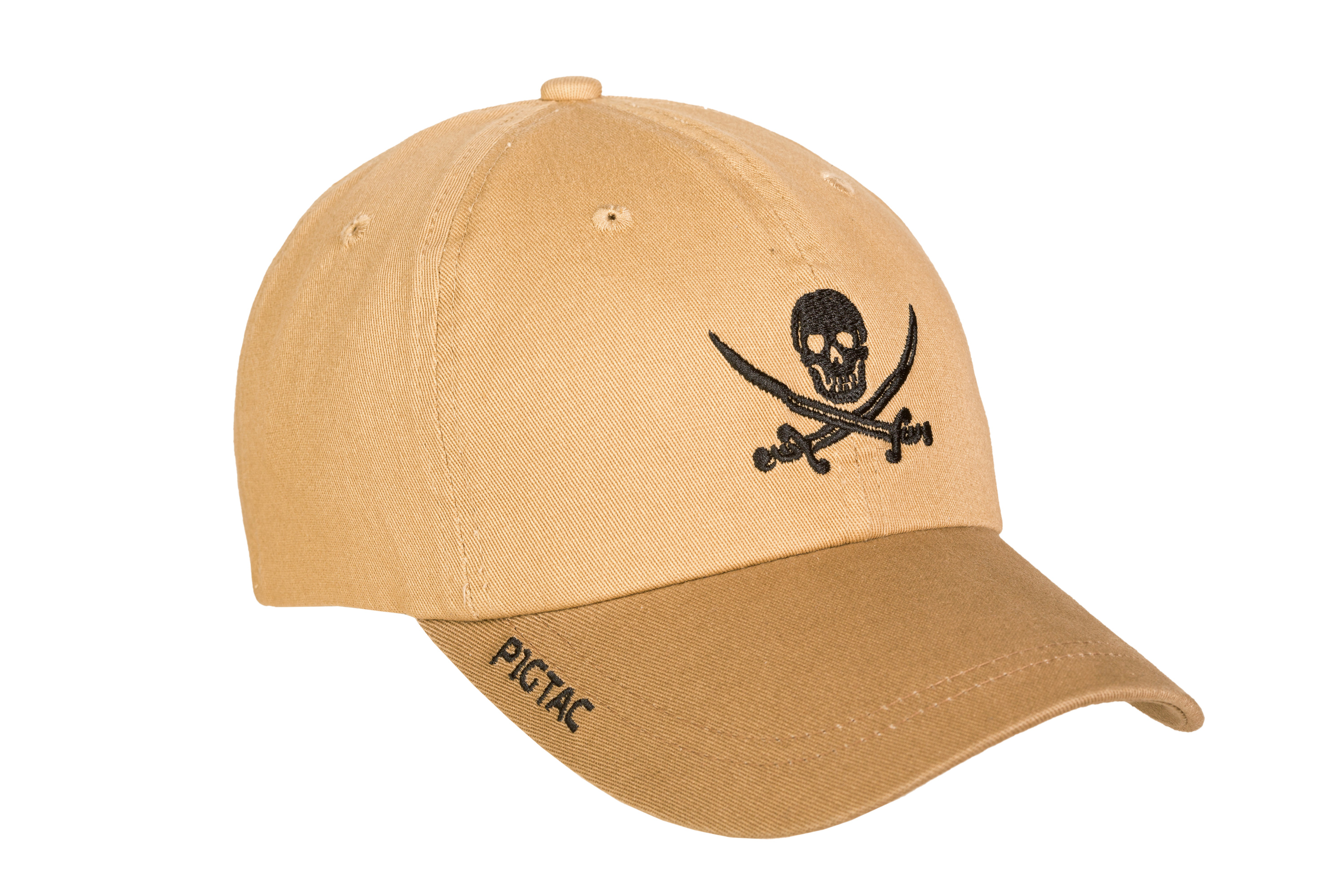 Baseball cap with the logo of