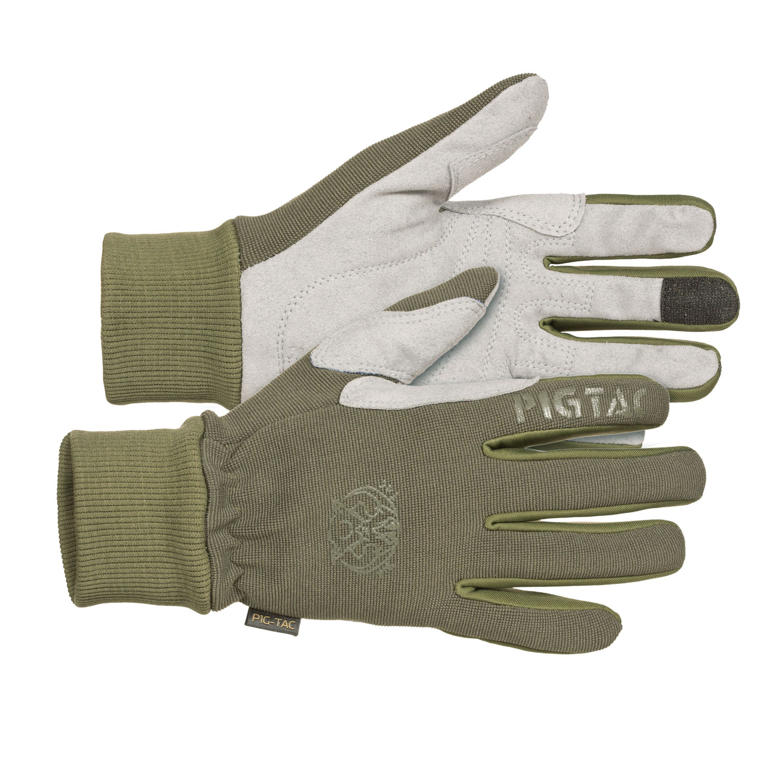 Demi-season field gloves