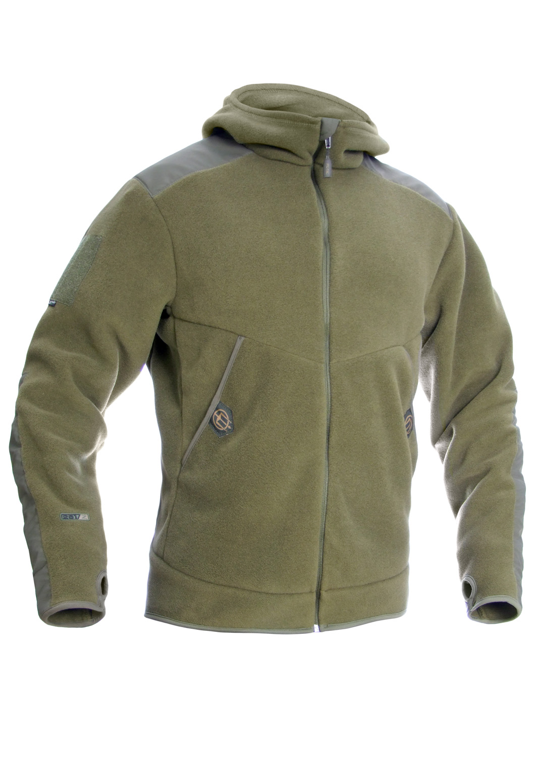 Field training hoodie jacket