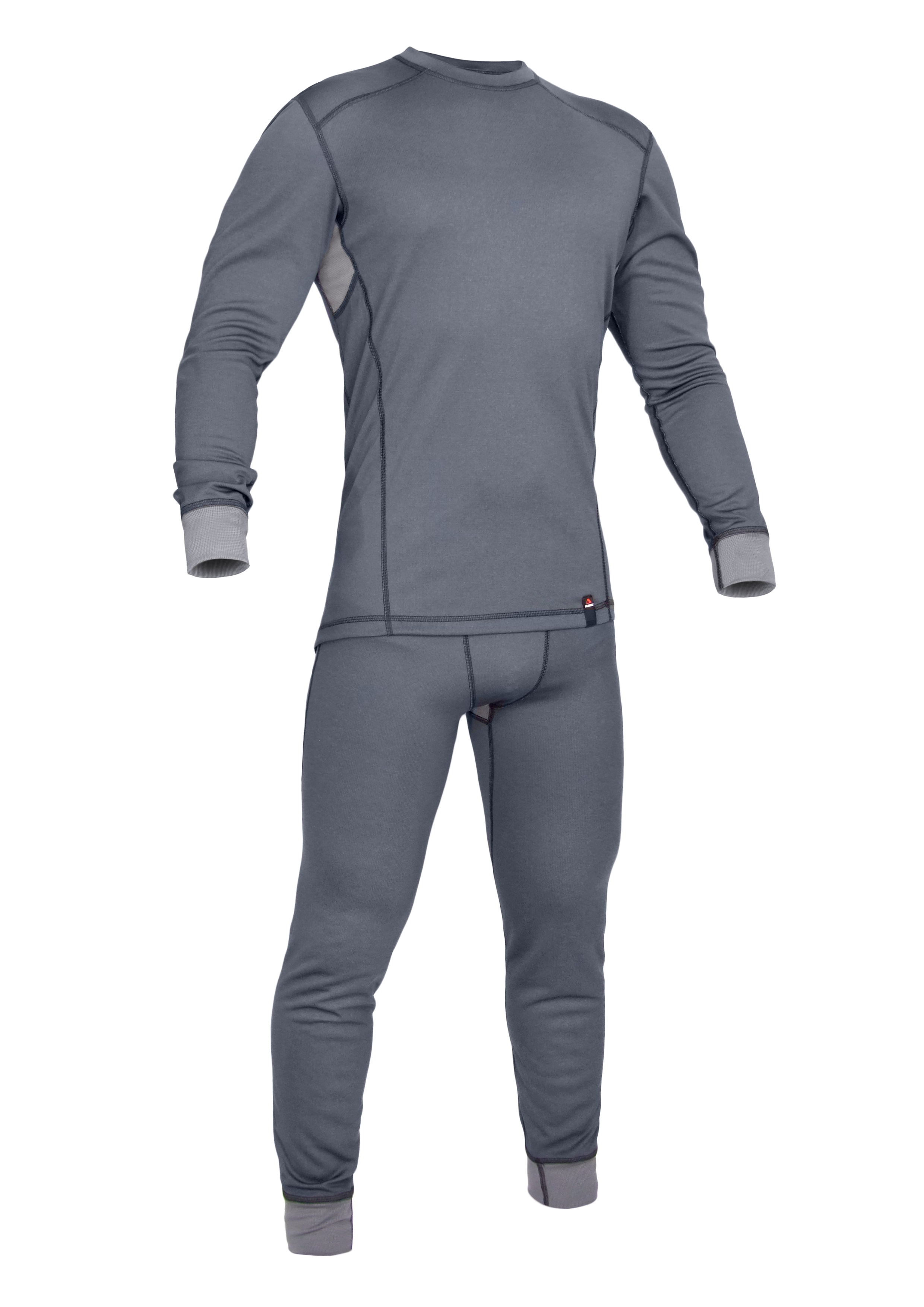 Base layer demi-season suit